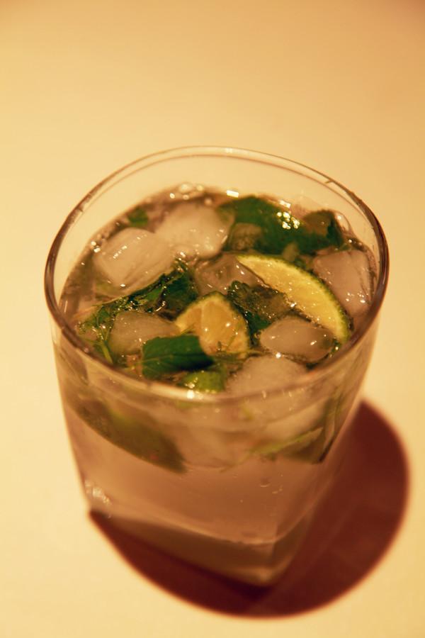 Mojito 鸡尾酒 《北京青年》道具的做法