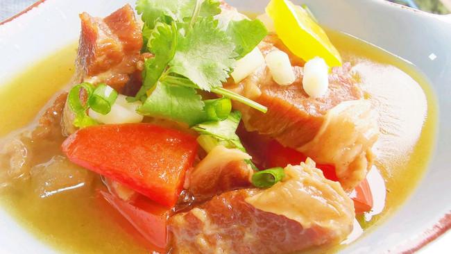 李孃孃爱厨房之一一白萝卜烧牛肉(适合宝宝和老人的菜)的做法