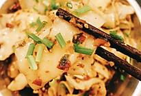 凉拌饺子皮的做法
