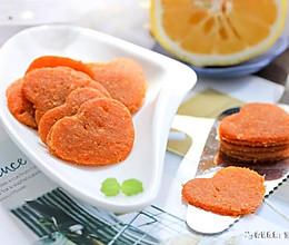 胡萝卜苹果片 宝宝辅食食谱的做法