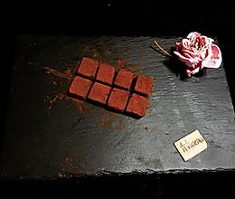 生巧克力—情人节的做法