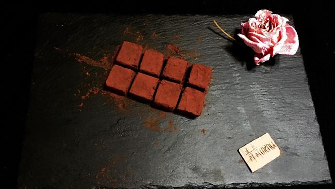 生巧克力—情人节