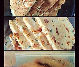 减肥专享无油无盐低脂肪高蛋白燕麦鸡胸肉饼的做法