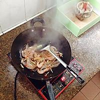 年糕焖大虾的做法图解5