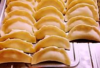 山药冬瓜大白菜香菇素馅水饺的做法