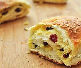 哈斯面包的做法