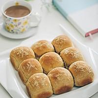 低脂低糖黄豆粉挤挤小面包的做法图解12