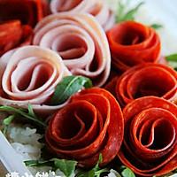 可以吃的玫瑰花园【玫瑰园便当】零厨艺也能做的做法图解10