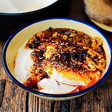 #花10分钟,做一道菜!#口感滑嫩的豆腐脑儿,一次准成功!