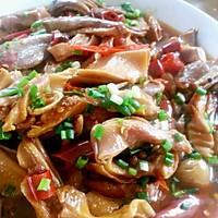 李孃孃爱厨房之——红烧猪肚子的做法图解11