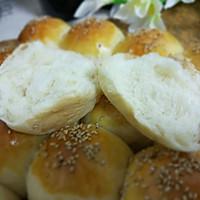 简单小面包#长帝烘焙节(刚柔阁)#的做法图解9