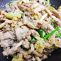 #肉食者联盟#饭店两百的干锅脆鱼,在家就能做,好吃到飙泪!的做法图解11