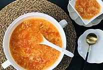 西红柿鸡蛋汤(美善品版) 素食的做法