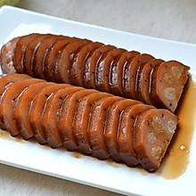红糖糯米藕#爽口凉菜,开胃一夏#