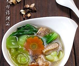 桂枝葛根鸡翅汤的做法