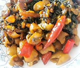 酸菜肥肠的做法