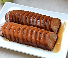 红糖糯米藕#爽口凉菜,开胃一夏#的做法