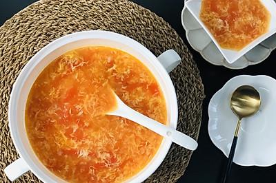 西红柿鸡蛋汤(美善品版) 素食