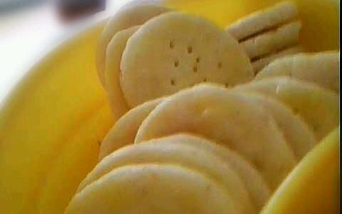 微波炉小饼干的做法