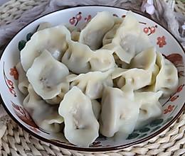 超好吃水灵的羊肉大葱胡萝卜馅水饺的做法