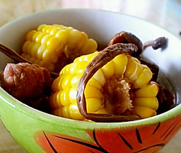 滋补脾胃(排骨玉米板栗)靓汤的做法