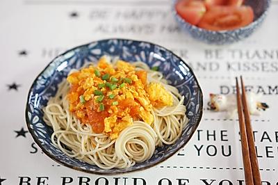小羽私厨之西红柿鸡蛋面