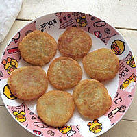 番薯饼的做法图解6