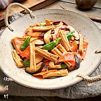 香菇烧腐竹——下饭菜带来的幸福感!的做法图解19