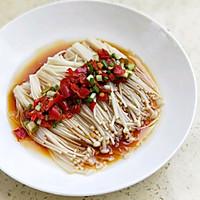 热拌金针菇#安佳幸福家常菜#的做法图解8
