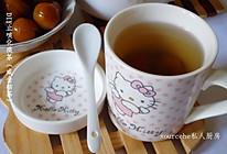 DIY止咳化痰茶的做法