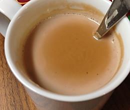 普洱遇上牛奶(印式奶茶)的做法