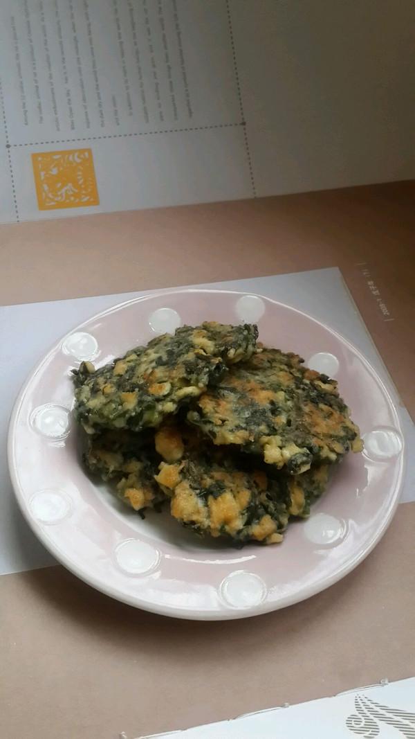 香椿豆腐饼的做法