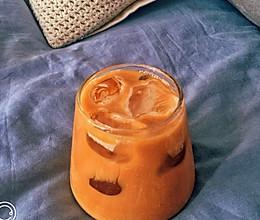 泰国手标红茶冰奶茶的做法
