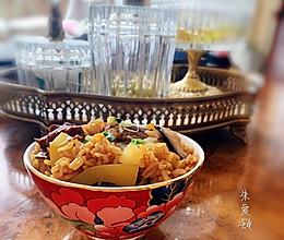 排骨焖饭-电饭煲版的做法