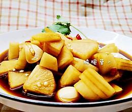 #餐桌上的春日限定#爽口脆腌萝卜不含一滴油的做法
