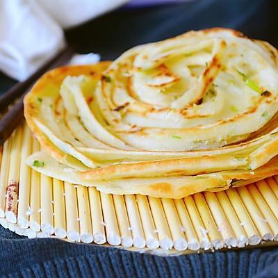 83期 外酥里嫩的葱油饼(超多细节)