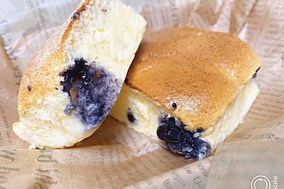 无油蓝莓酸奶蛋糕