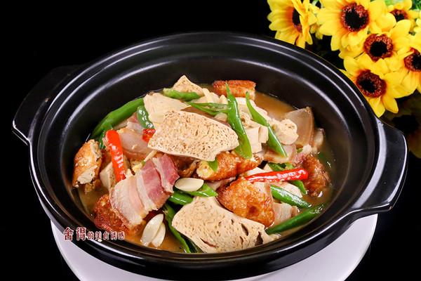 在农家饭庄学会的一种豆腐做法, 味道太鲜美、太入味的做法
