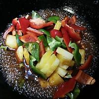 菠萝咕咾肉的做法图解13