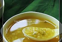 绿豆荷叶粥的做法