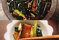 #换着花样吃早餐#早餐小配菜——脆口黄瓜咸菜的做法