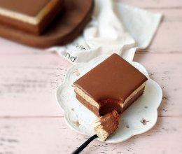 双色巧克力慕斯蛋糕的做法