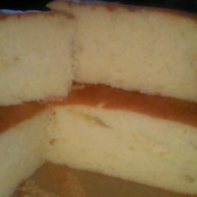 生日蛋糕坯(超级详细步骤)