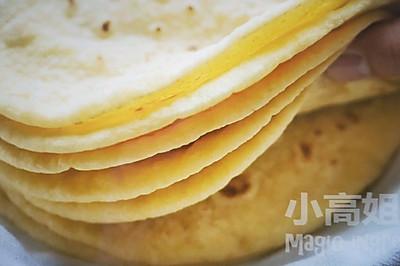 玉米饼 8个