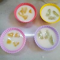 亮晶晶的水果【钵仔糕】的做法图解4