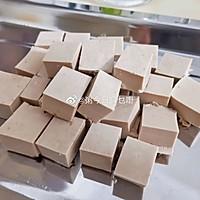 生酮奶油巧克力小方的做法图解3