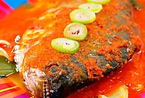 酸汤浇汁鱼的做法
