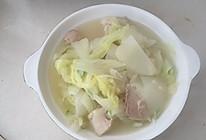 家常开水白菜的做法