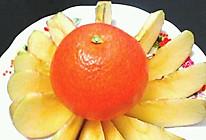 橙子苹果的做法