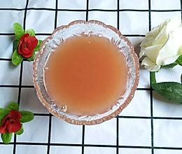 西红柿苹果汁的做法